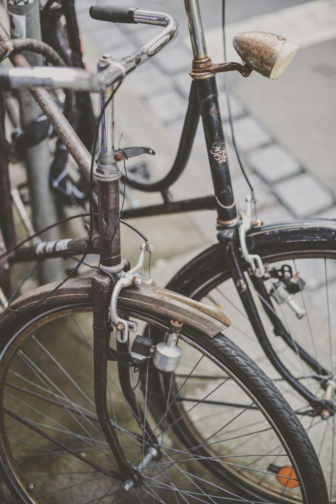 Copenhagen used bike